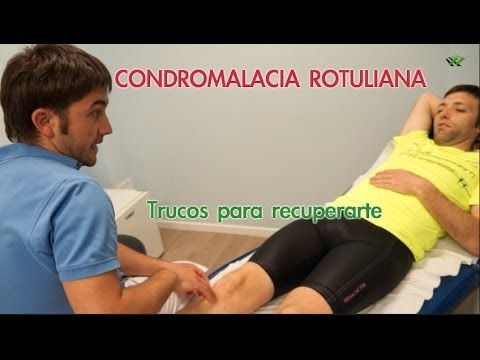 Condromalacia Rotuliana, claves para recuperarte en el menor tiempo posible - YouTube
