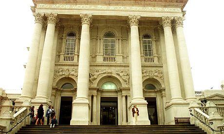 Tate Britain, London, United Kingdom #Museum
