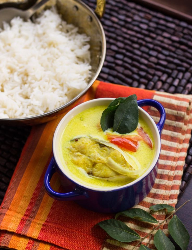 Fish Moilee Recipe | TarikaSingh