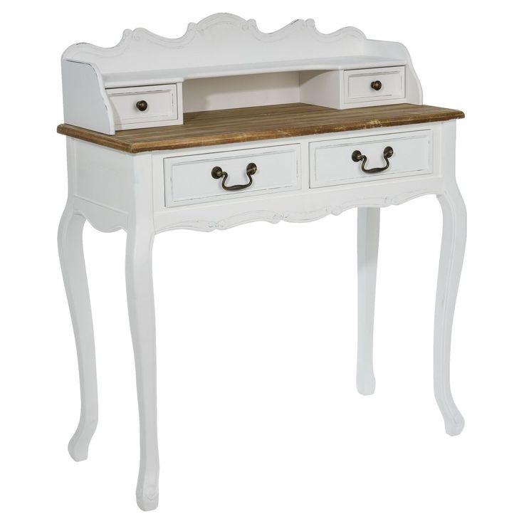 Der barocke Schminktisch im Vintage-Look, erobert im Sturm jedes Frauen Herz. Die schöne Verarbeitung und die liebevolle Optik, machen diesen Tisch, zum Highlight in jeder Wohnung. Jetzt versandkostenfrei bestellen auf:  http://moebeldeal.com/moebel/tische/schreibtische/6041/vintage-schminktisch-konsolentisch-barock-optik