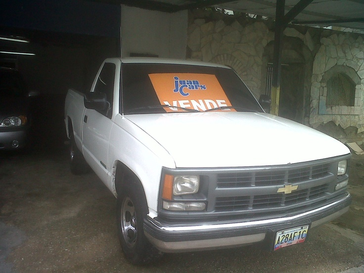 CHEVROLET CHEYENNE 92 SINCRONICA 4X2