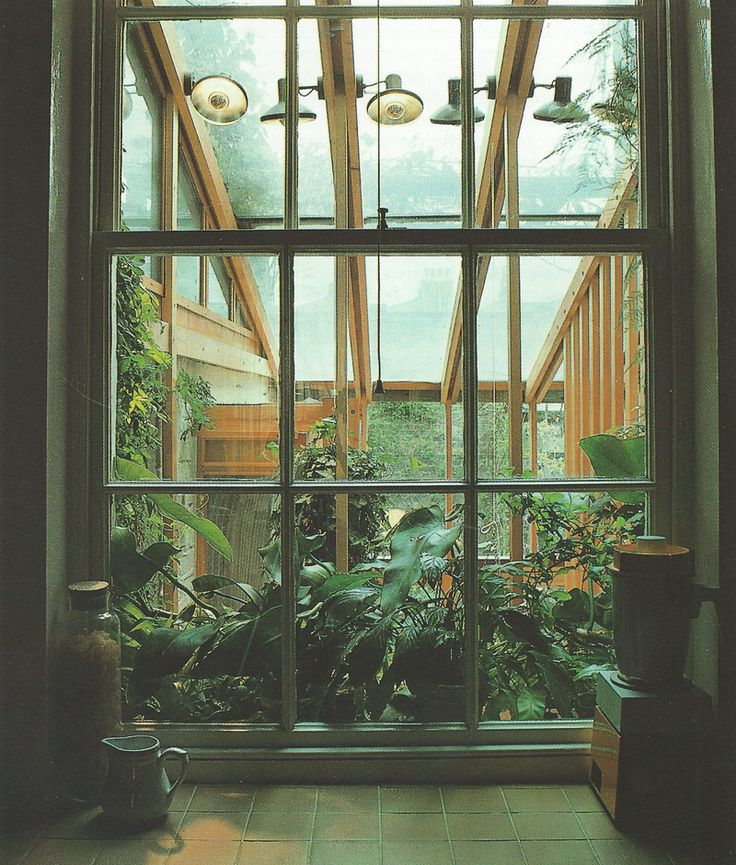NEW HOUSE BOOK | Terence Conran ©1986 | Plants: House