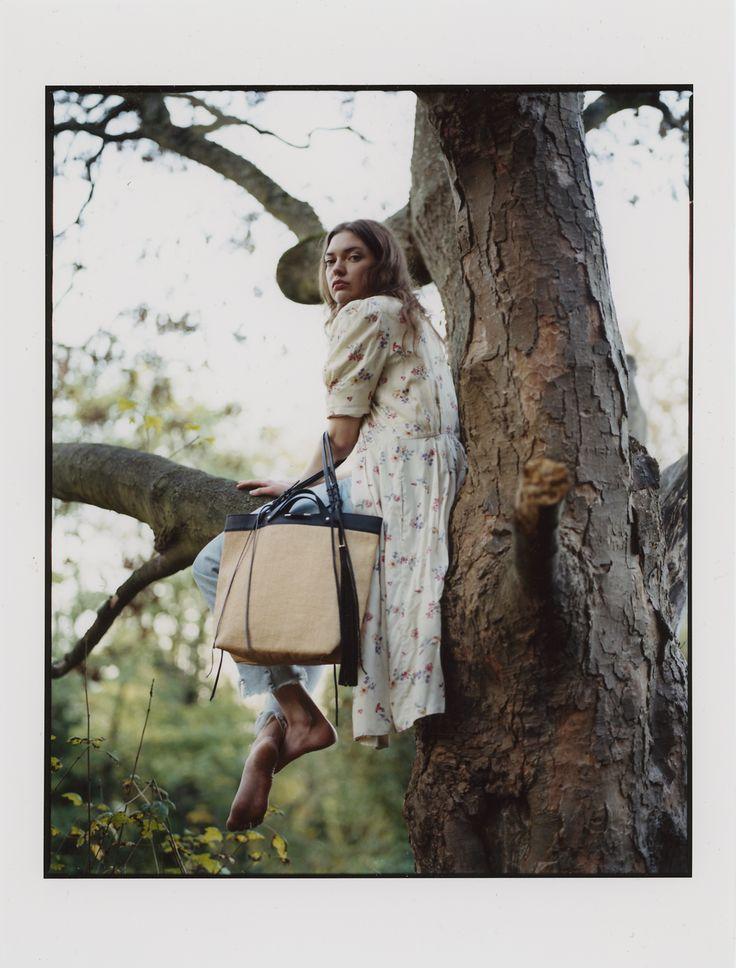 SS17 CAMPAIGN / EPHYRE Paris www.ephyre.fr  #ephyre #ephyreparis #bag #tote #panier #tree