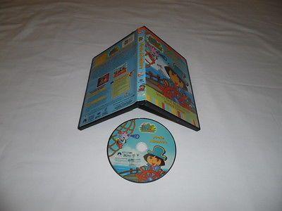 Dora Pirate Adventure  - DVD Video Movie Complete