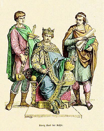 King Charles the Bald
