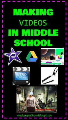 Middle School Blog