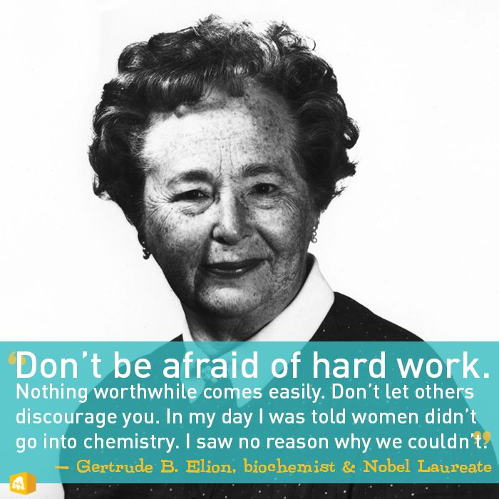 Gertrude B. Elion Was An American Biochemist And Pharmacologist