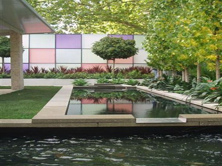 17 Best Images About Contemporary Gardens On Pinterest | Gardens