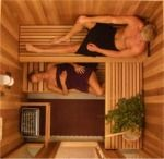 small sauna diy | will you ever want to move the sauna older saunas