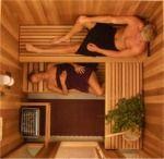 small sauna diy | will you ever want to move the sauna older saunas