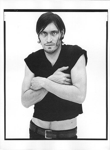 Vincent Gallo - Calvin Klein Ad
