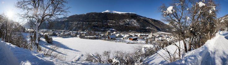 Panorama #Ried #Winter #tiroleroberland