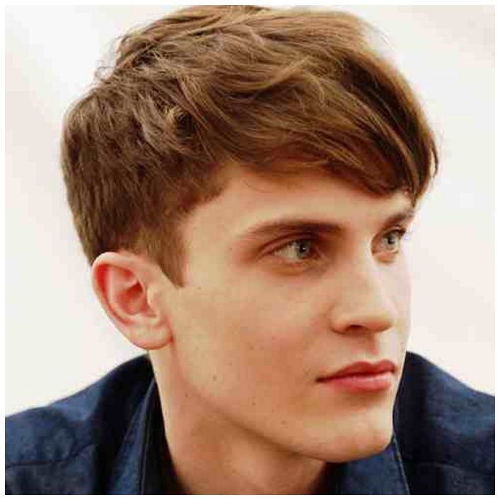 Mens Haircuts Short At The Sides Long On Top Awesome Mens Short
