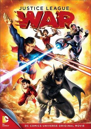 Esra Nazenin Özdemir: Justice League: War - Adalet Birliği: Savaş || Film Yorumu