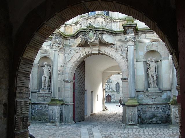 Helsingore Castle - Elsinore Castle - Helsingor Denmark - Hamlets Castle