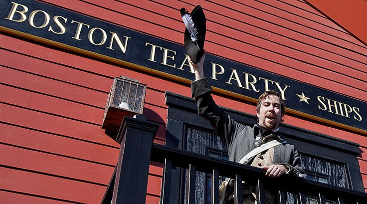 #8. Boston Tea Party Ships & Museum Top 10 Tourist Attractions in Boston – Things To See in Boston