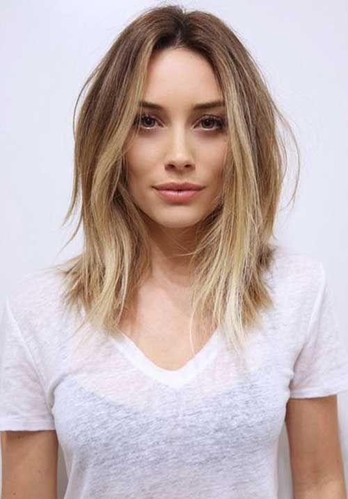 Sensational 1000 Ideas About Long Blonde Haircuts On Pinterest Blonde Short Hairstyles Gunalazisus