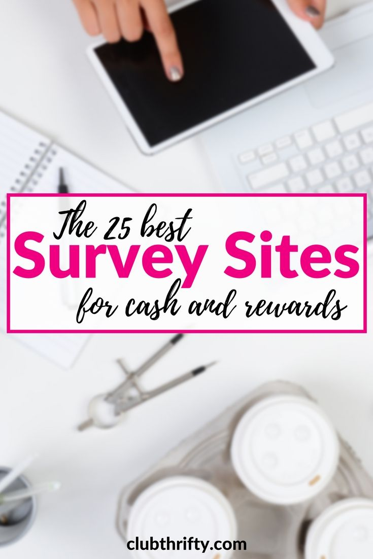 38 Best Paid Survey Sites for Cash and Rewards in 2019