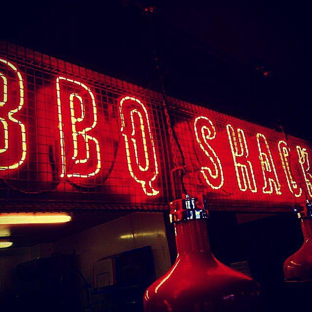 Cool Neons @ Spitfire BBQ