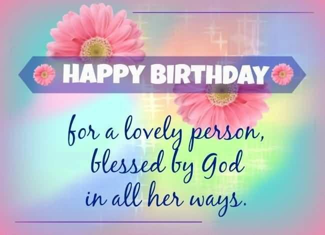 Christian Birthday Wishes