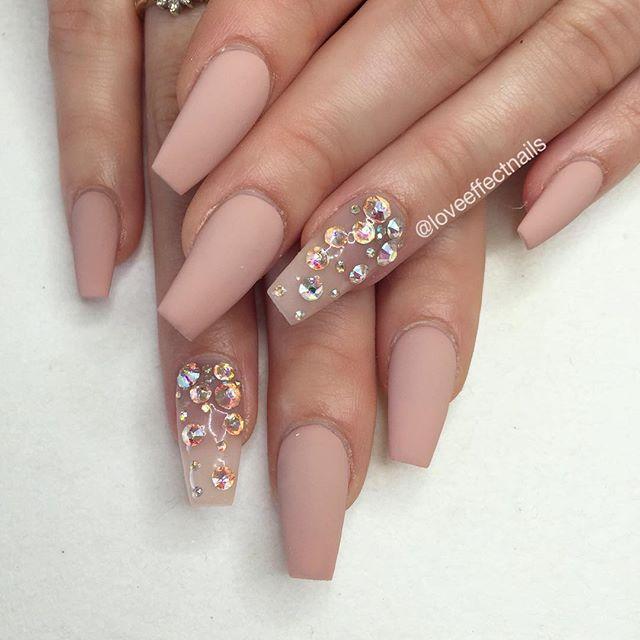 Coffin nails @KortenStEiN | 10 lil lovely's☻ | Nails ...