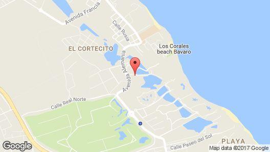 Now Garden Punta Cana All Inclusive Map