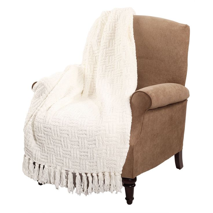 Red Accent Chair With White Throw Blanket: 1000+ Images About For The Home On Pinterest