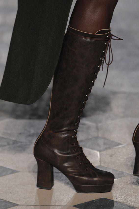 Vivienne Westwood boots A/W 2014/15 Gold Label