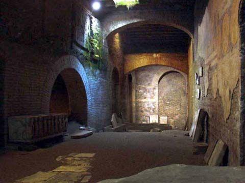 Sotterranei di San Crisogono - Roma