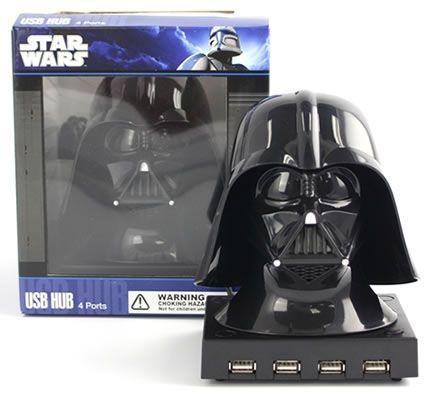 Darth Vader USB Hub $29