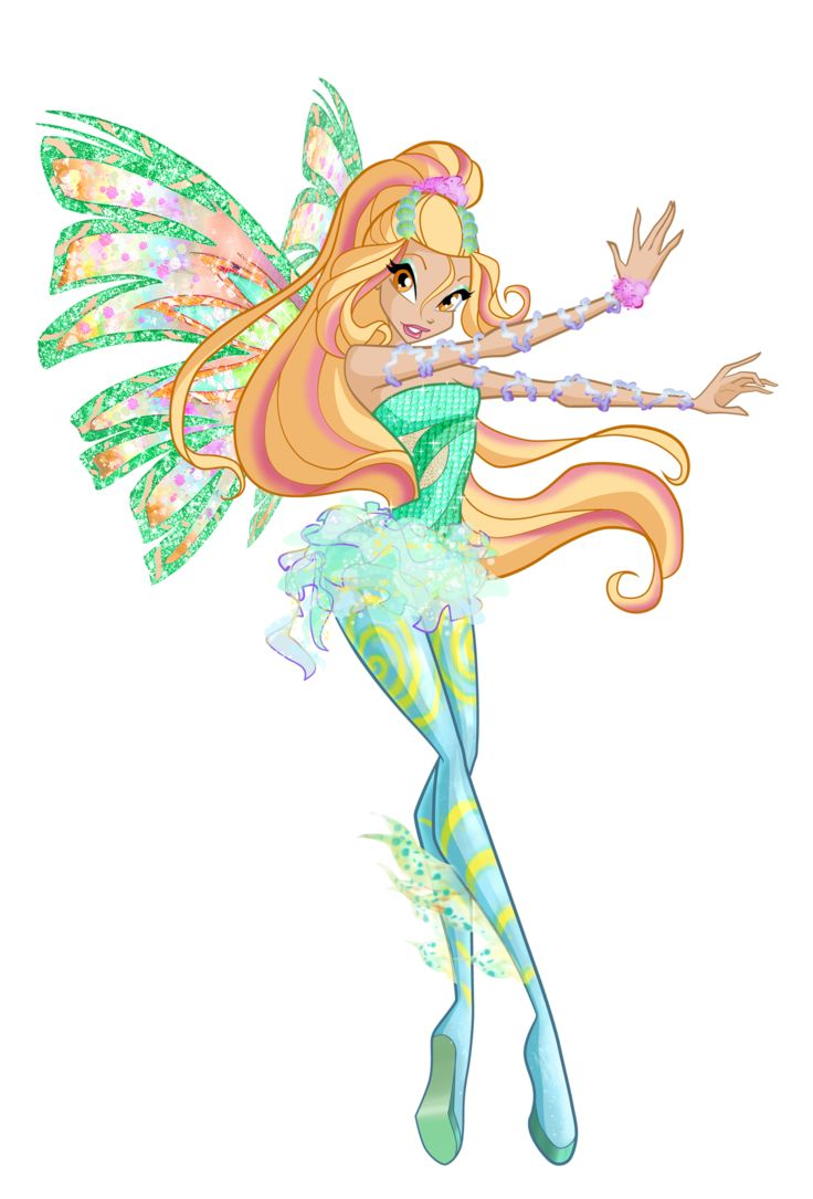 winx club daphne enchantix | winx club daphne sirenix by forgotten by gods cartoons comics digital ...
