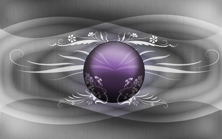 lavender orbs | Purple Orb In Ordinair by chrisyee on deviantART