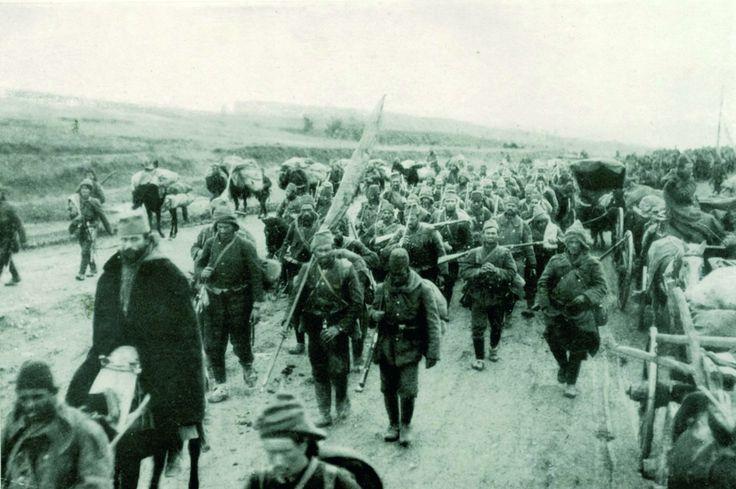 Ottoman army in 1912 (Balkan Wars)