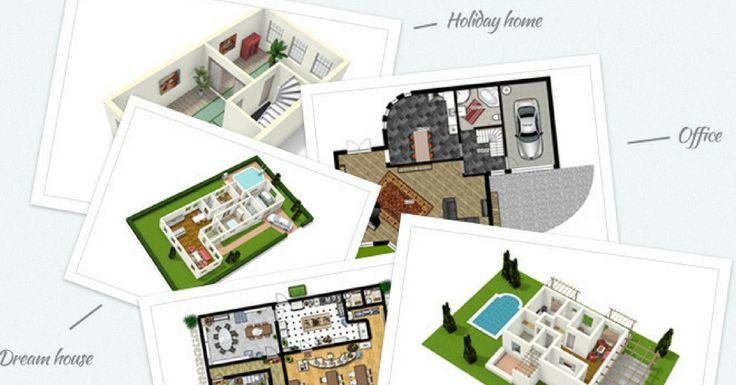 Wil je je woonkamer opnieuw inrichten of je hele huis verbouwen, kijk dan zeker eerst eens bij één van deze vijf online gratis 3D-tekenprogramma's!