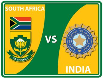 #INDIA V #SA 1ST #T20 India host SA in the first fixture of the tour on Friday, 2/10/2015 at 15:30. This tour includes 3 T20's, 5 One Day Internationals and 4 Tests over 10 weeks.