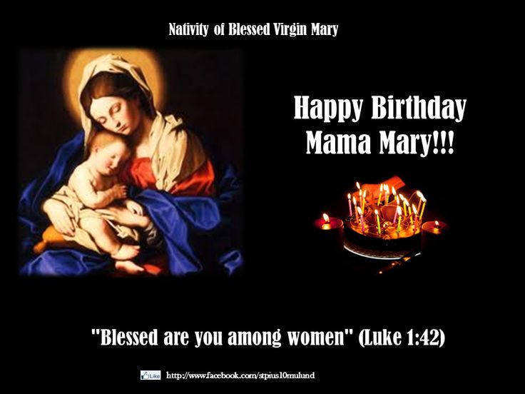 Blessed Virgin Mary Birthday Ecosia