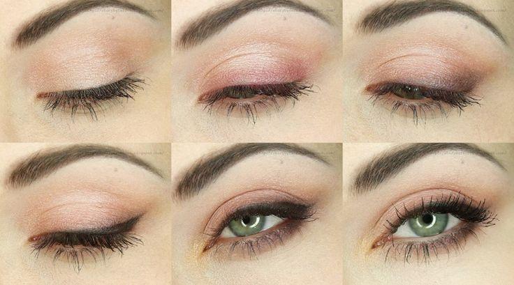 1119 beste afbeeldingen van beauty for Augen dezent schminken