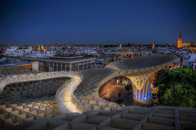 Sevilla - Spanyolország