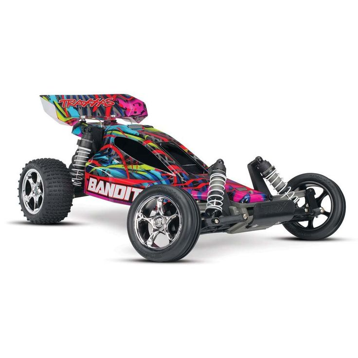 Traxxas Bandit Extreme Sports Buggy W/NiMh ID Battery and Fast Charger