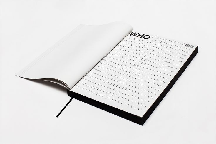 Who But - Magazine of the Faculty of Design at the Technische Hochschule Nürnberg
