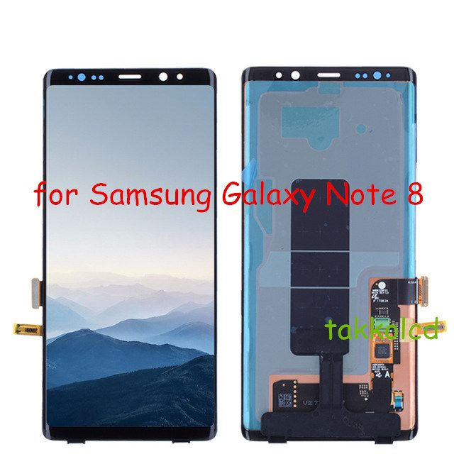 For Samsung Galaxy Note 8 Lcd