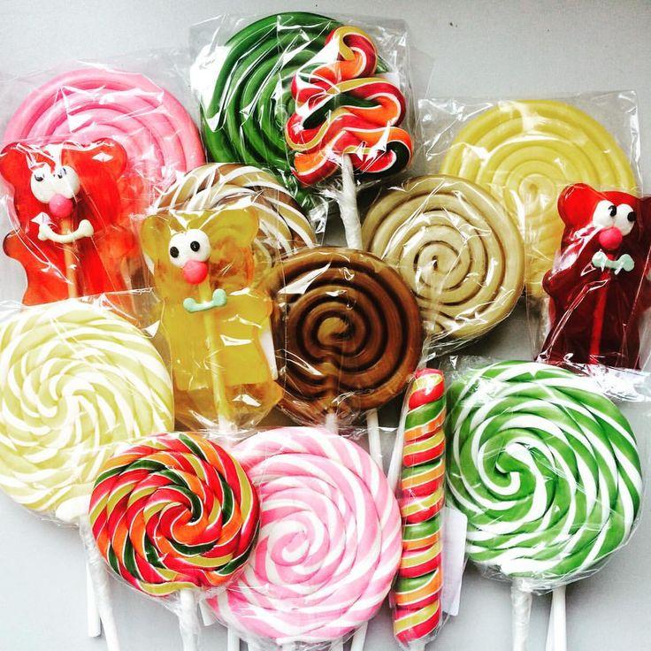 Одно из направлений моего магазина - леденцы на палочке #candylife #леденцынапалочке #лоллипопс #вкусножитьнезапретишь