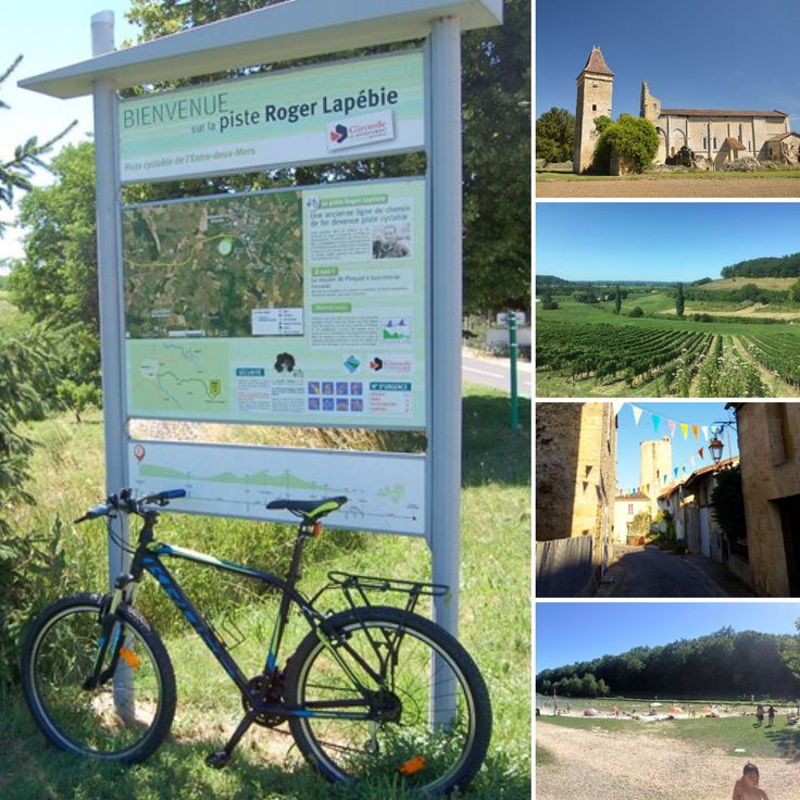 New #TravelBlog : Discover the town of #Rauzan in the #Gironde - #vineyards , #ancient buildings, a #beach , lots of events... and some great #cycling ! To read more click link in bio and head to blog   #BikeHireDirect #DispoVelo #igersgironde #teamgironde #gironde_tourisme #destinationgironde #bordeaux #stemilion #nouvelleaquitaine #france #French #igersfrance #francetourisme #velotourisme #instabike #passionvelo #bicycle #cyclotourisme #velo #bike #igerstravel #travelguide