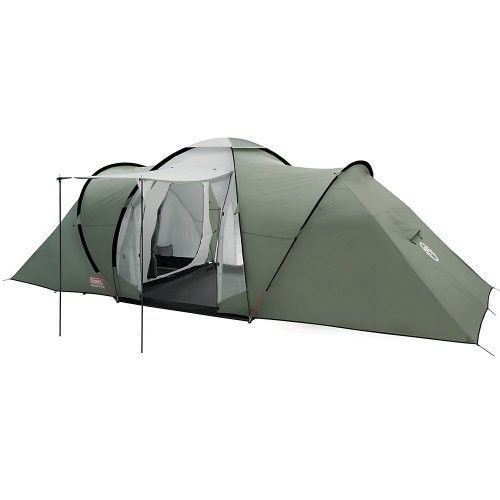 Family Camping Tent Picnic Outdoors Canopy 4 People Man Tunnel Dome Trip Hiking #FamilyCampingTent