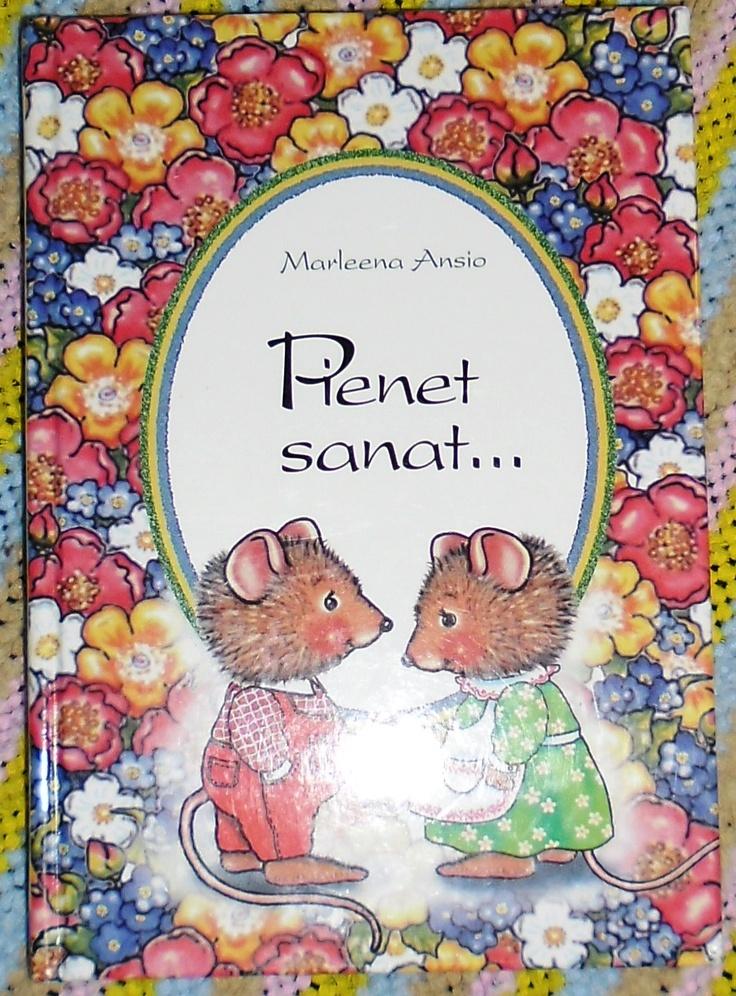 Marleena Ansion runokirjat  (löytyy jo  Pienet sanat..,Ilonpisara,Onnen avain,Kaarisillalla,Onnen aika.)  Näihin joskus törmää kirpparilla...