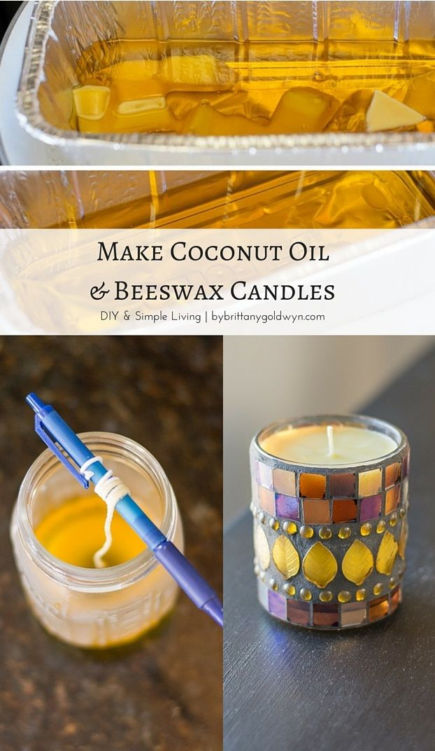 how to make cream with beeswax and coconut oil
