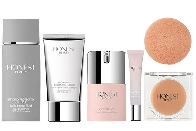 Exclusive: Check Out Jessica Alba's Entire Honest Beauty Makeup and Skin-Care Line! | allure.com