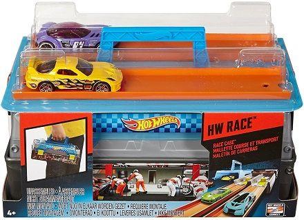 Amazon Hot Wheels Race Case Track Set Just 7.48 (Reg