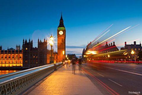 London - hipp storstad för tonåringar