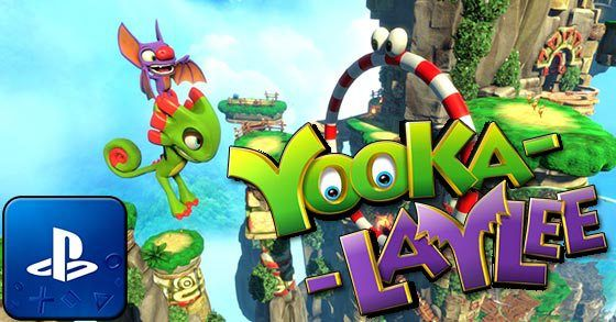 Yooka-Laylee PS4 review  Not quite the epic 3D platformer that we had hoped for